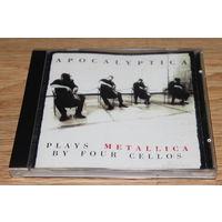 Apocalyptica - Plays Metallica By Four Cellos-CD