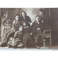 Учебно-показательная госфотография ГУБСОБЕСА Витебск 1923 г