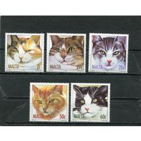 Мальта. Кошки, вып.2003