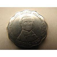10 долларов 1999 Ямайка