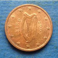 Ирландия 1 евроцент 2007