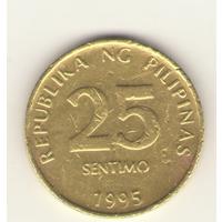 25 сентимо 1995 г.