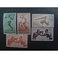 Гвинея 1958 колония Испании Спорт
