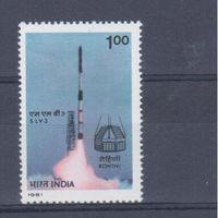 [166] Индия 1981. Космос.