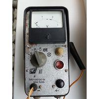 Ретро прибор измерительный вольт метр СССР
