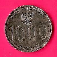 14-37 Индонезия, 1000 рупий 2010 г.
