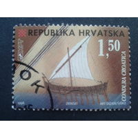 Хорватия 1998 стандарт , флот