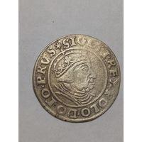 Грош Сигизмунда I (1539г.?) Данциг