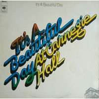 It's A Beautiful Day /At Carnegie Hall/1972, CBS, Holland, LP, EX