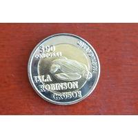 Остров Робинзона Крузо 500 кондоров