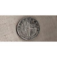 Зимбабве 25 долларов 2003(Ki)