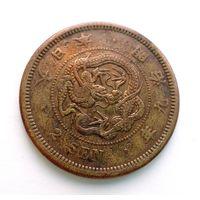 Япония 2 сен 1876 Дракон