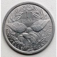 Новая Каледония 1 франк 1977
