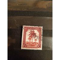 Бельгийская колония Конго флора (2-9)