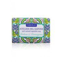 Мыло натуральное кусковое Вербена и лемонграсс Atelier del Sapone 90ГР