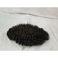 Шиньон, хвост парик, размер где-то 25 см, новый в сетке, смотрится красиво.