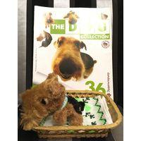 The dog collection (коллекционный щенок с журналом 36-й выпуск)