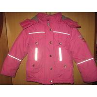 Зимняя курточка рост 110
