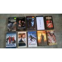 Видеокассеты с фильмами (1 штука - 1 рубль)