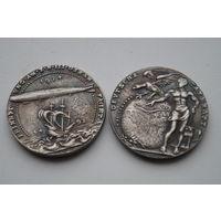 Интересная монетка 1924. Красивая копия