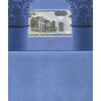 Памятная банкнота 20-летие Национального банка Республики Беларусь