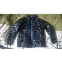 Куртка-пуховик в отличном состоянии размер L(демисезон)