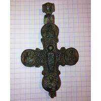 Крест двусторонний. блиц цена до 1 августа!