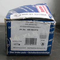Тормозные колодки 90 R -01 321/004 Мерседес и другие. Новые