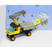 Грузовик LEGO с инструкцией