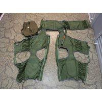 Летный противоперегрузочный костюм ППК-1УК