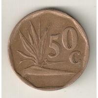 Южная Африка 50 цент 1993