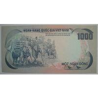 Южный Вьетнам 1000 донг 1972 г. (g)