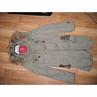 Пальто куртка детская ESPRIT размер 140 146 152 XS