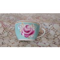 Чашка СССР, ручная роспись (1)