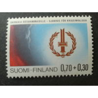 Финляндия 1976 эмблема