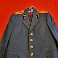 Китель парадный офицера ВС СССР, новый.