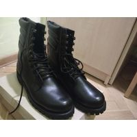 Берцы кожаные уставные офицерские