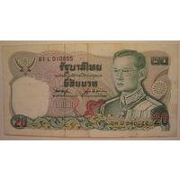 Тайланд 20 бат 1969-88 г.