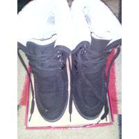 Ботинки деми р-р 38