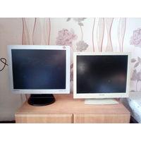 Два монитора  Samsung 152v Philips 150s3