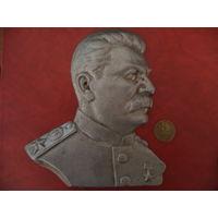 Барельеф И.В. Сталин (Джугашвили)