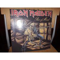 IRON MAIDEN - Piece Of Mind  LP - 1983 г.