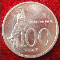 7601:  100 рупий 1999 Индонезия
