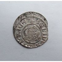 Солид 1647 Рига Кристина Августа Ваза Прибалтийские владения Швеции