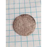 Пол гроша 1547 года