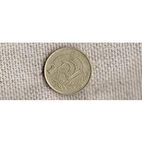Кипр 1 цент 1988(Zo)