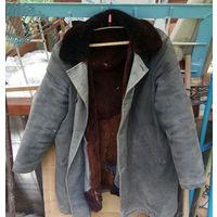 Куртка мужская рабочая, с подстежкой из натурального меха.  Размер: 50-52, рост 176-182.  Цена:10 руб. Перед покупкой уточняйте наличие- лот выставлен на других площадках.  Состояние – как на фото, см