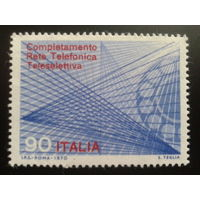 Италия 1970 телефон