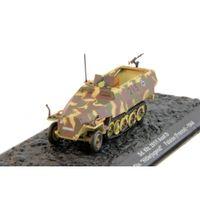 "Sd. Kfz. 251/1 Ausf.D 12.SS-Pz.Div. ""Hitlerjugend"" Falaise (France) - 1944 Altaya"