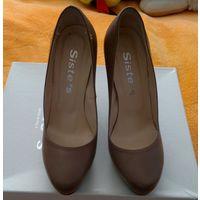 SISTE' S Туфли женские, р-р 36, Италия, нат. кожа